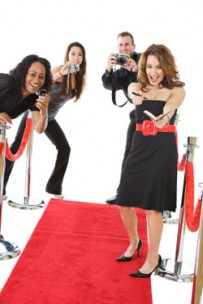 Yourself on the Red Carpet